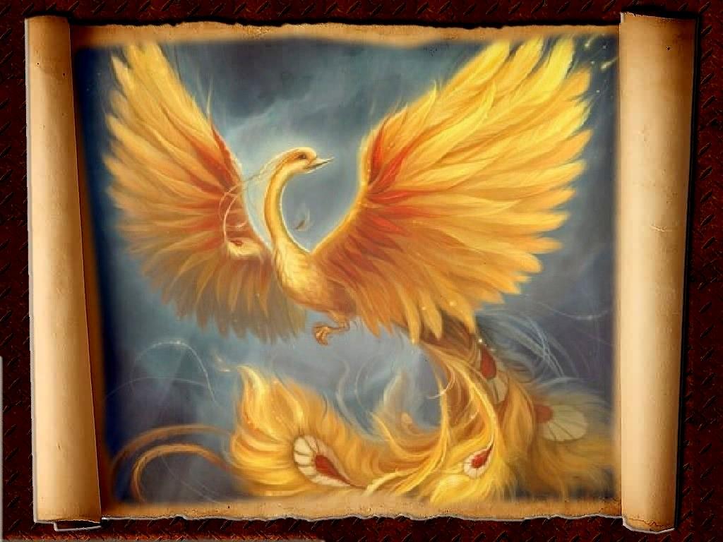 Жар птица — сказочная птица персонаж
